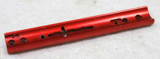 Red Automag Classic Rail