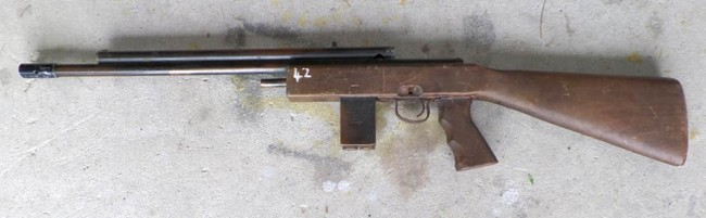 PSI 1200 rifle.