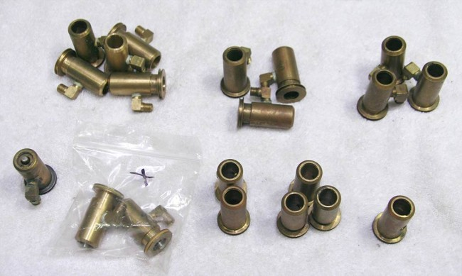 Tippmann 68 special and smg valves added to inventory.