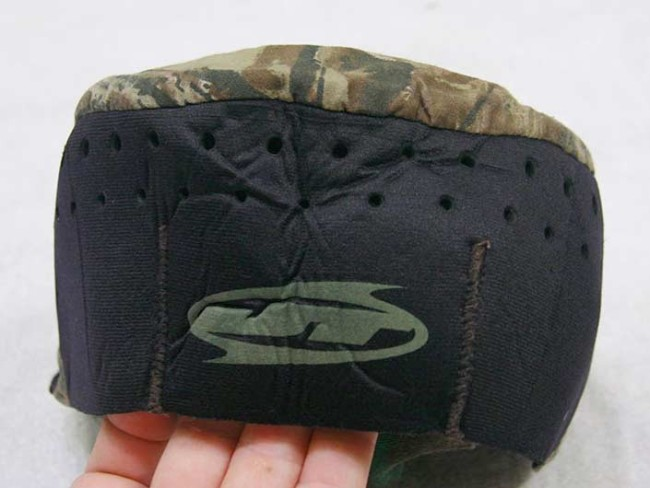 JT logo on the back of the Bulla style hat.