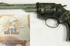 Joe Survival's Mark V .50 Caliber Revolver