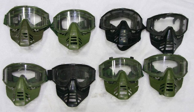 A load of Whipper Snapper masks added to inventory.