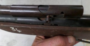Feed systems on the Lever Action Rifles, close feed.