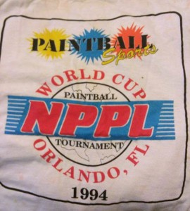 Front side of World Cup 1994 shirt.