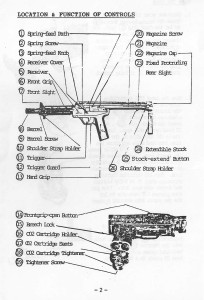 Page 2 of the BE-90 manual.