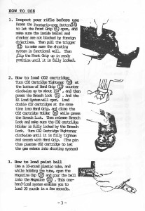 Page 3 of the BE-90 manual.