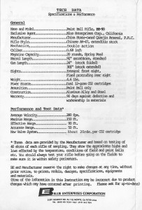 Rear Cover of the BE-90 manual.