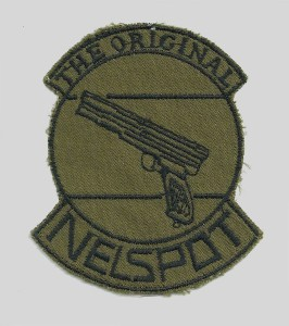Nelspot Patch that was sold through the Command Post.