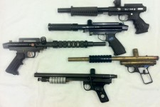 Pump Paintguns added for August 2013