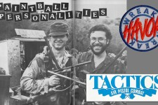Joe Comstock, of Havok and GBD, on Tactics - Air Pistol Combat