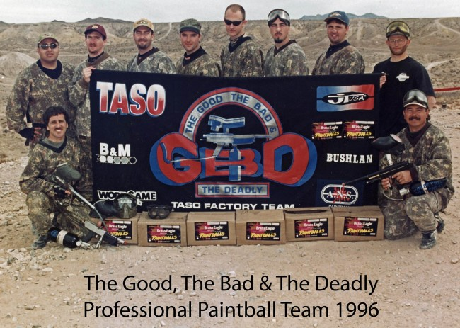 The Good, the Bad and the Deadly at the 1996 NPPL Las Vegas Open.