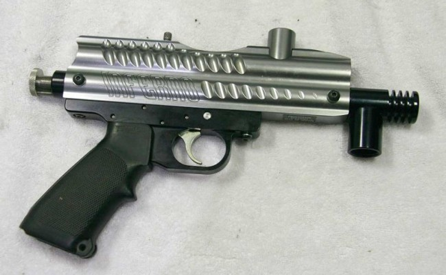 Arrow Precision Inferno added to inventory.