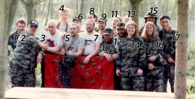 The UK Predators with Tactical Assault Command and possibly members of the Wild Geese.