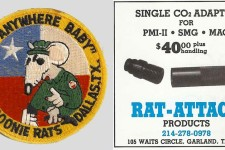 The Rat Attack 12 Gram Changer and the Texas Boonie Rats