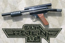 2 Early G&H Stock Class Sterlings, one Carterized