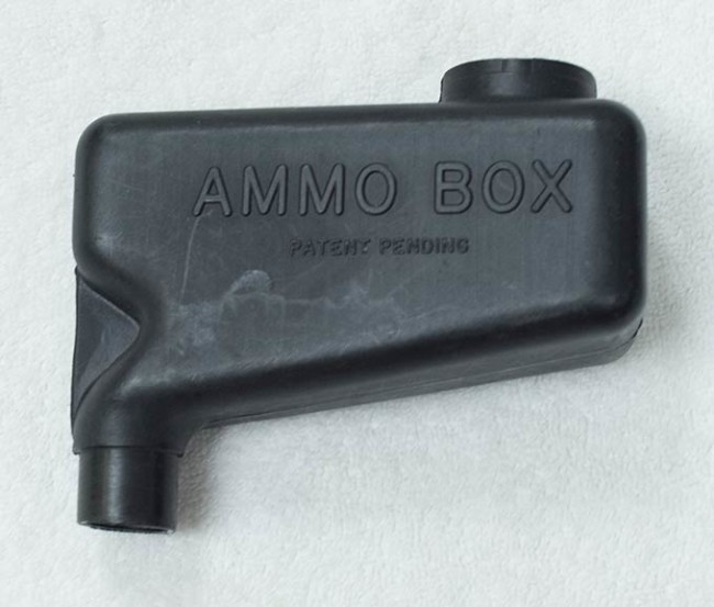 WGP Ammo Box added to inventory in June of 2015.