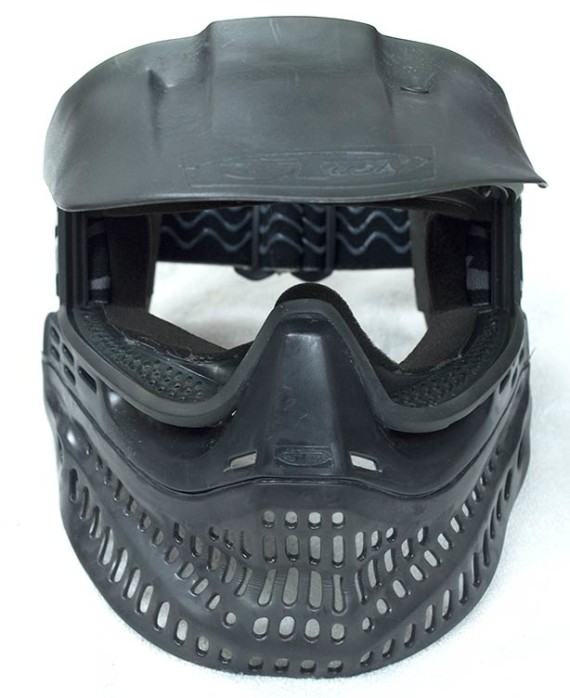 A nice shape JT Graphite IZE mask added to inventory in June of 2015.