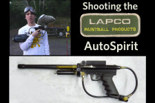 Shooting the Lapco AutoSpirit