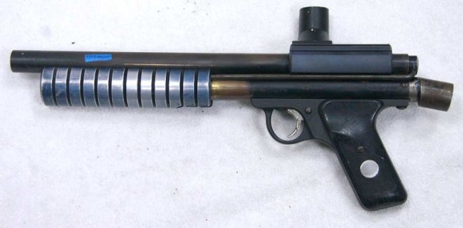 A PMI P68 Magnum with the original Tank.