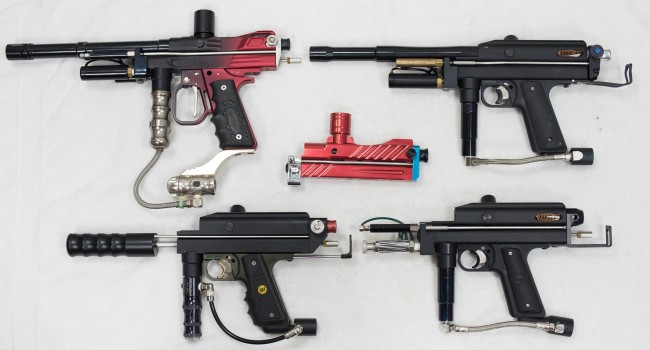 A few Autocockers I'm keeping and a couple getting parted.