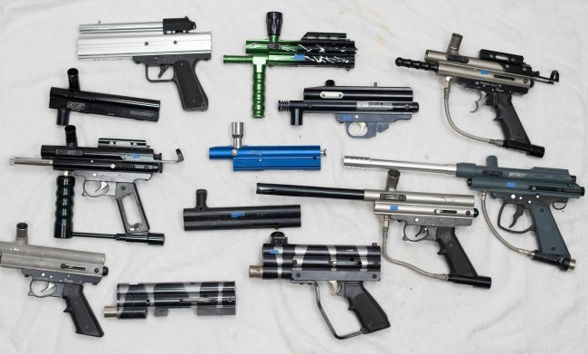 Some blowbacks getting parted out and sold as is. Including Spyders, an Inferno, a few VM-68s and more.
