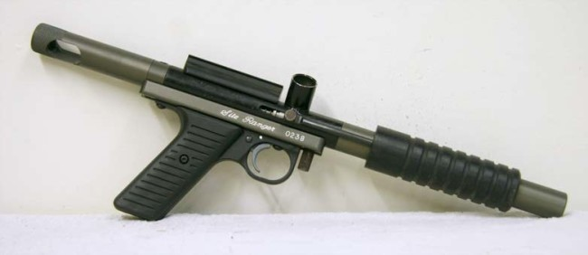 Right side view of WGP Site Ranger with 12 Gram drop out asa.