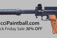 30% Off BacciPaintball Black Friday Sale