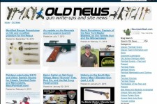 Updated the Look of Old News Paintball History Blog