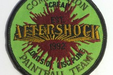 Early 1990s Aftershock patch