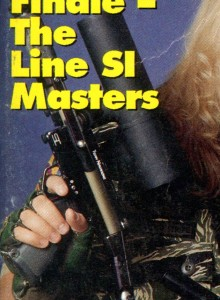 1990 Navarone Line SI Bushmaster with OAB Loader on the cover of the January 1991 Action Pursuit Games.