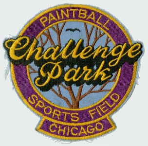 Forest Brown's Challenge Park Patch.