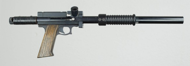 A Termite Gun, likely built in late 1988 to spring 1989.