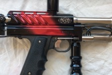 WGP 1999 Mini STO Autococker with a P Block