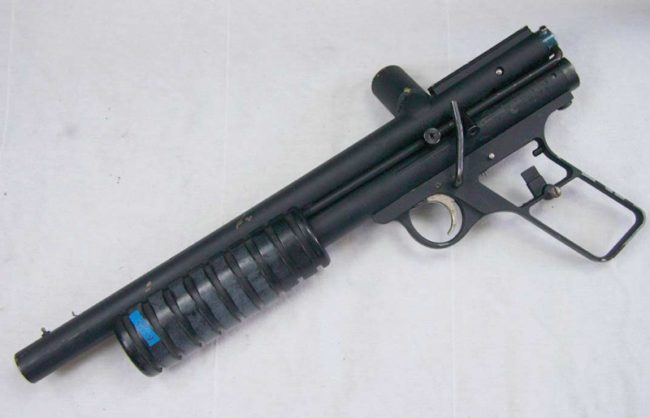 A Mac 1 Avenger direct feed conversion.