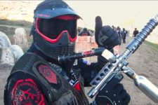 So Cal Stock at Combat Paintball Park - January 14, 2017