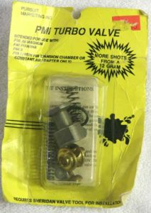 New in package AGD Turbo Valve for classic Sheridan valve.