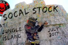 SoCal Stock at Jungle Island for Brent's Going Away Game July 2017