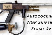 WGP Autococking Sniper 1 Serial Number 2