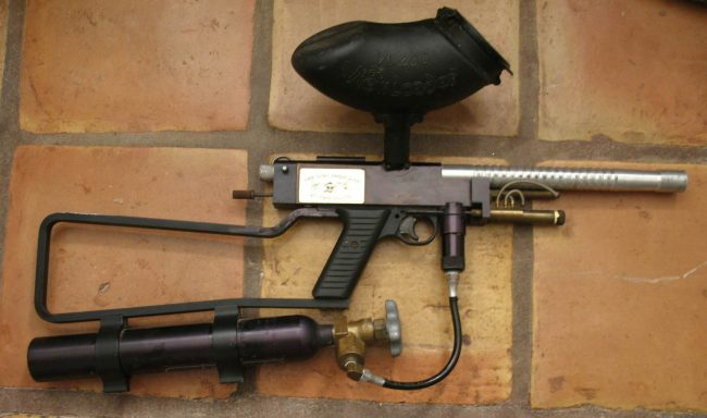 Ebay photo of this Autococking Sniper 1, right side.