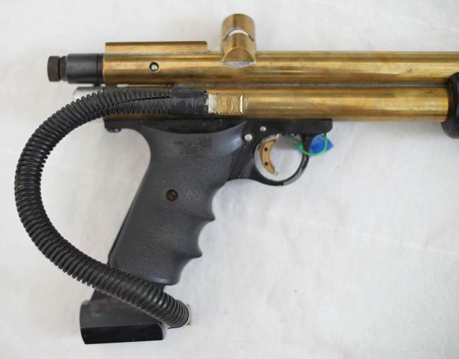 Right side view of this Palmerized Sheridan.