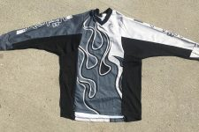 Viewloader Jersey with flame pattern, c.1998/99
