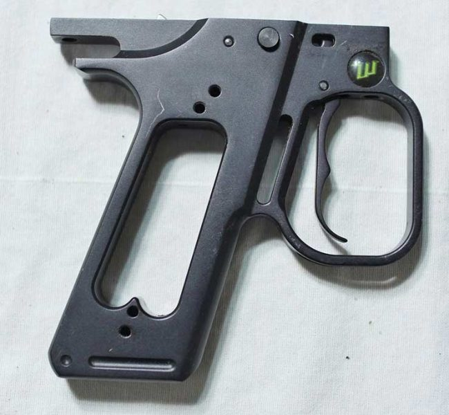 WGP Tactical frame in good shape.