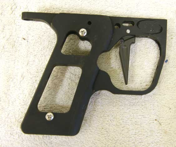 Automag Medusa frame without magnets. Likely named the Medusa Lite version.