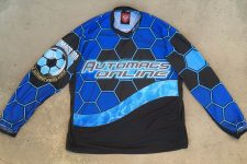 Neat Automags Online jersey from A-Tach-One - ~c.2005