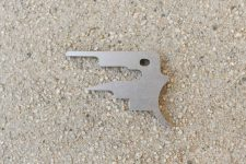 Circle Pre 98 Autococker Stainless Trigger Plates
