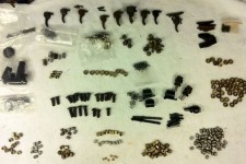 Tippmann SMG-60, SMG-68 and 68 Special parts getting inventoried